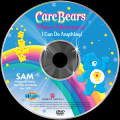 Care Bears personalized photo DVD