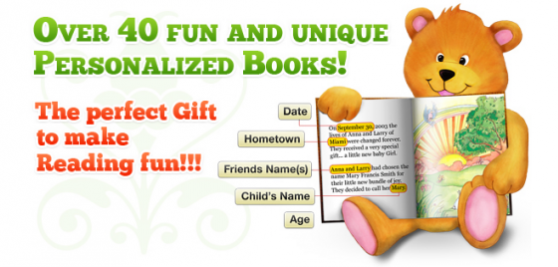 All Create-A-Book Personalized Books